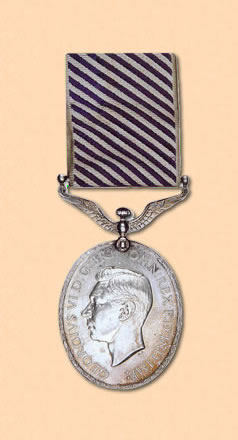 DFM - Distinguished Flying Medal