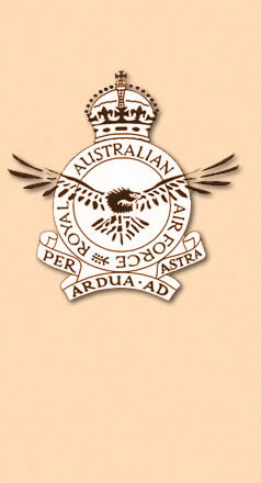 Royal Australian Air Force Service badge